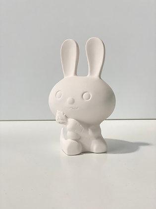 Cute Bunny Figure