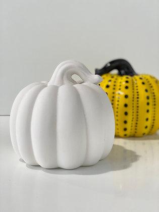 Pumpkin Decor Figure