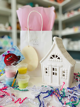 Easter Kit: Candy House