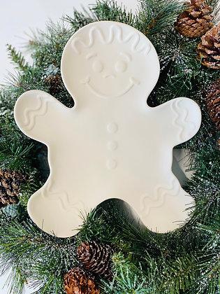 Gingerbread Platter