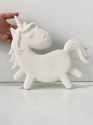 Unicorn Decor Plaque