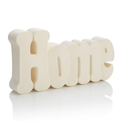 """""""Home"""" Decor Plaque"""