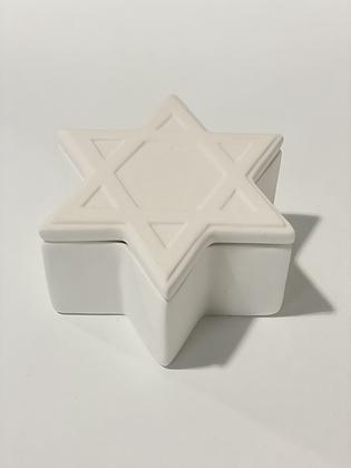 Small Star of David Box