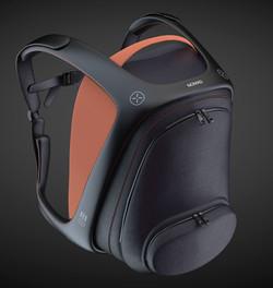 Backpack Design - Orbita Studio Design