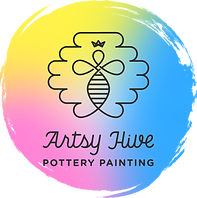 Artsy Hive Pottery Painting in Miami