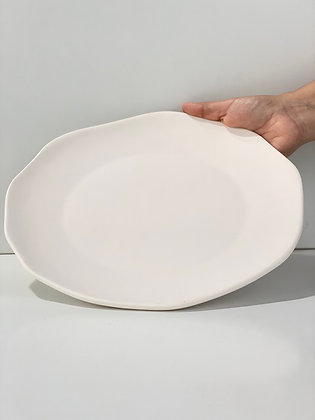 "11"" Cottage Dinner Plate"