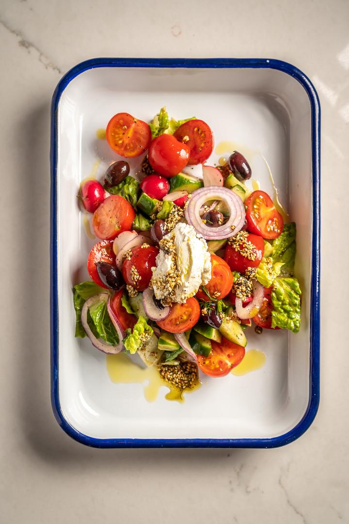 Kibbutz Salad