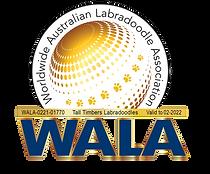 Tall Timbers Labradoodles WALA logo.png