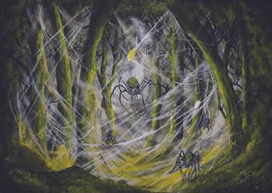 Spiders of Mirkwood