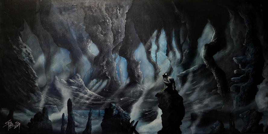 In Gollum's Cave