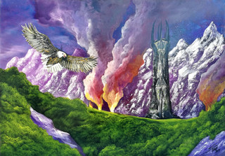 The Fires of Isengard