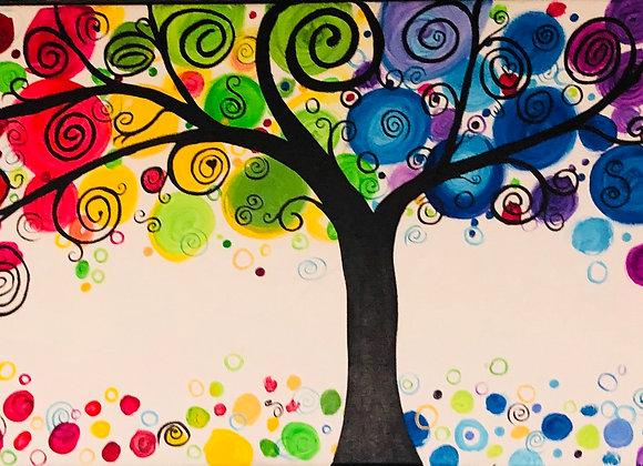 Full of Life Paint Night-Sat. 11/21 6-8pm