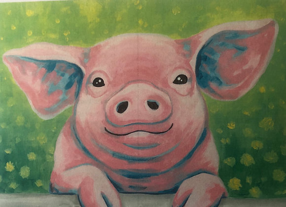 Piggly Wiggly Paint Kit