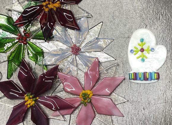 Fused Glass Ornament Mini -11/27 11am-1pm