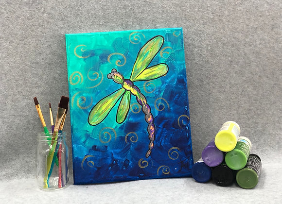 Dragonfly Paint Kit