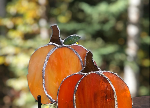 Stained Glass Pumpkin-Fri. 10/9 6-9pm