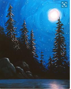 Moonlight Bliss