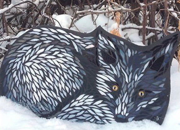 Mosaic Silver Fox- Sat. 5/1 Noon-6pm