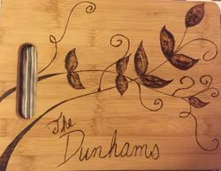 dunham cutting board