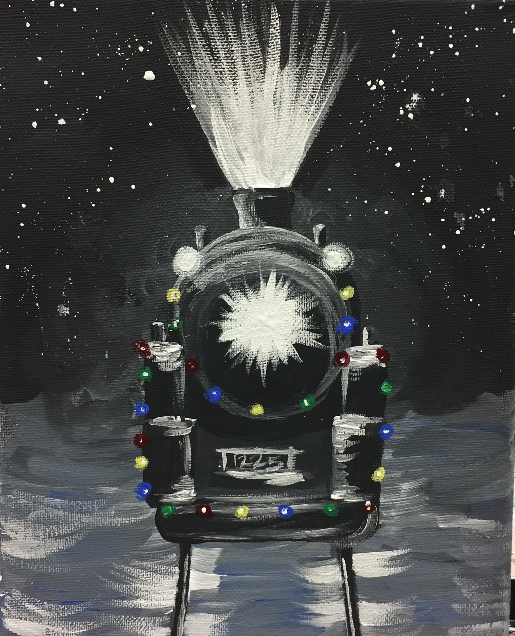 Polar Express by Jess