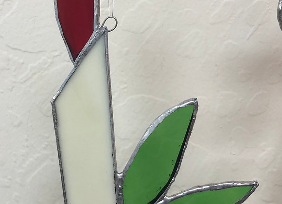 Candlestick Stained Glass-Wed. 12/9 6-8pm