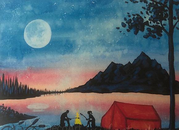 Summer Nights Paint Kit