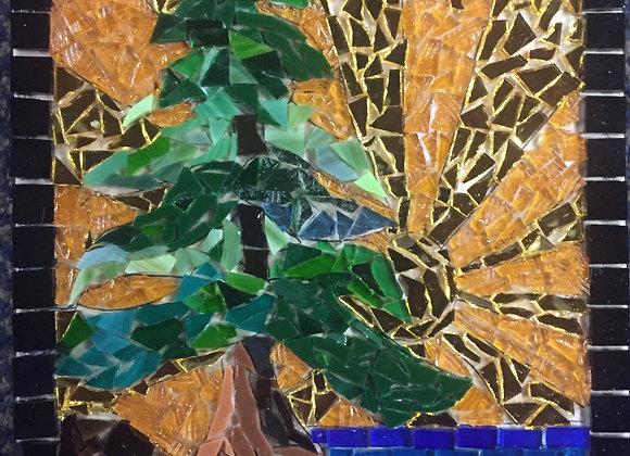 Mosaic Radiating Sun-Sat. 12/5 3-8pm