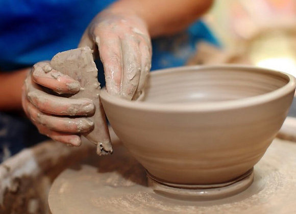 Saturday Art Academy-Ceramics/Pottery