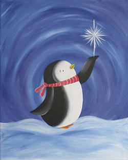 Paint Kit-penguin_wishes