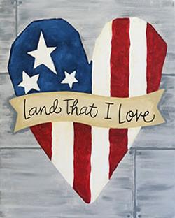 Paint  Kit-land_that_i_love