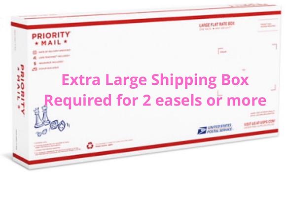 OVERSIZED Shipping