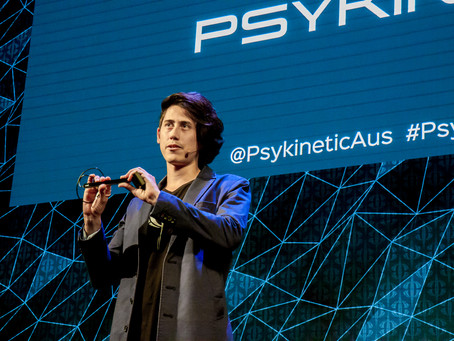 Psykinetic launch - watch the highlights!