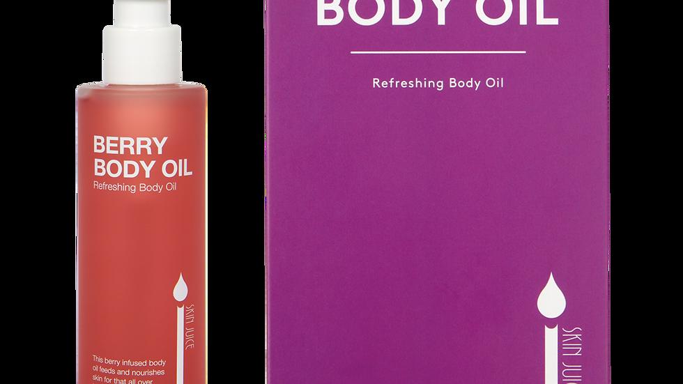 Berry Body Oil