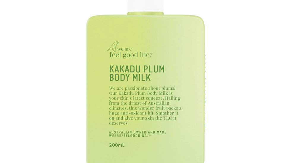 Kakadu Plum Body Milk Moisturiser