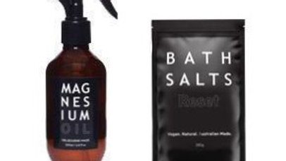 Salt Lab's Cult Magnesium Oil Spray  Our high-grade Magnesium Oil Spray is 100%