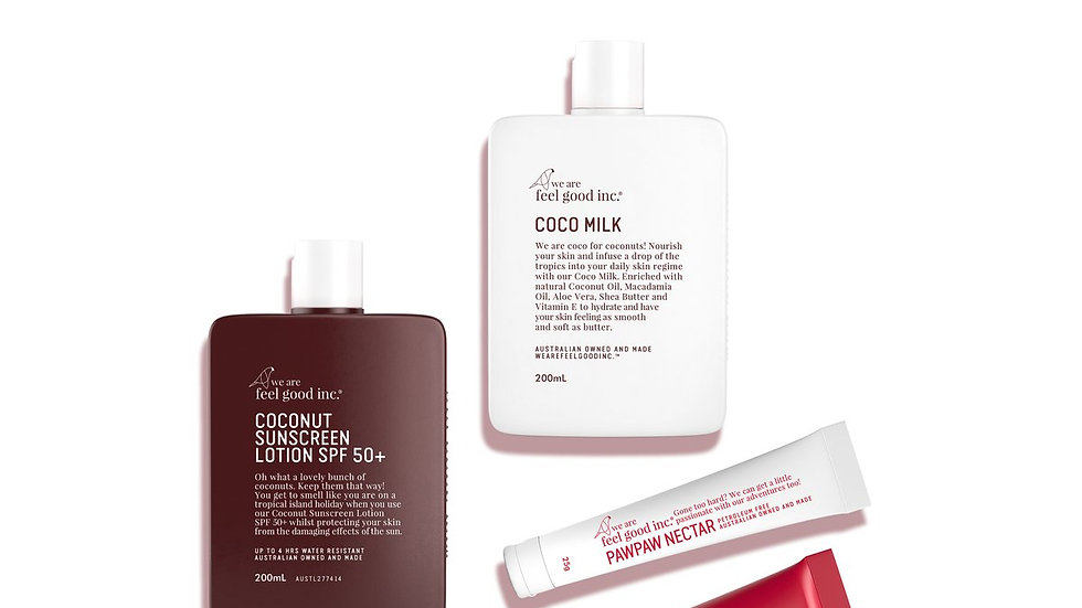Skin Care Travel Pack