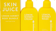 Lemon Sorbet Body Bundle