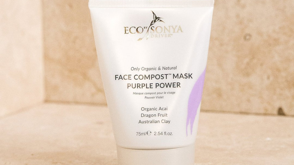 Face Compost™ Purple Power Mask