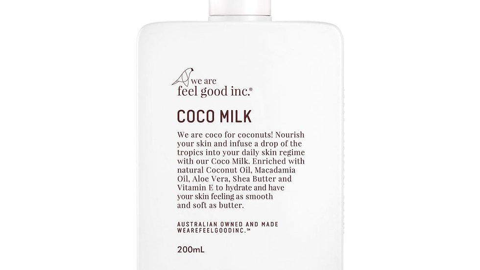 Coco Milk - Coconut Body Moisturiser