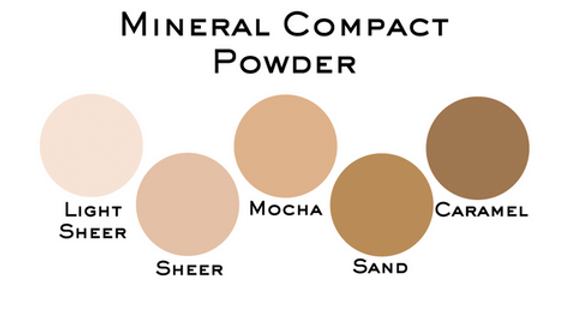 MINERAL MAKEUP COMPACT