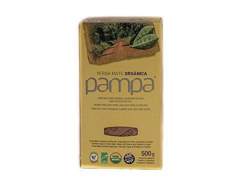 Yerba Organica Pampa 1/2