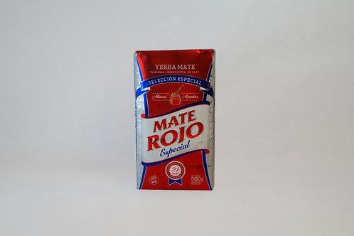 Mate Rojo Seleccion Especial