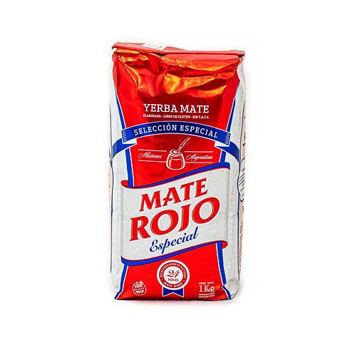 Mate Rojo Seleccion 1kg