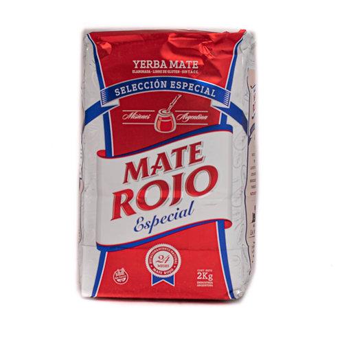 Mate Rojo Selección 2kg