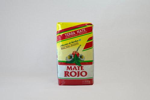 Mate Rojo Compuesta 1/2 Kg