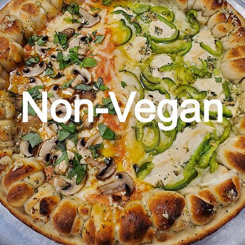 Make Your Non-Vegan Pizza