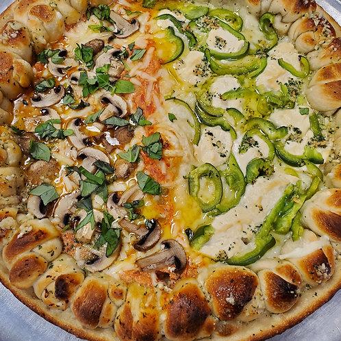 Make Your Gluten-Free Vegan Pizza