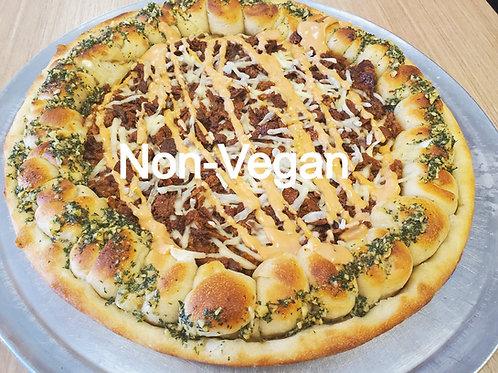 Non-Vegan Big Boy Pizza