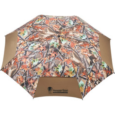 "58"" Hunt Valley(R) Vented Auto Open Folding Umbrell"
