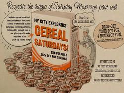 Cereal-Saturdays